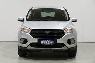 2017 Ford Escape ZG Ambiente (FWD) Silver 6 Speed Automatic SUV.