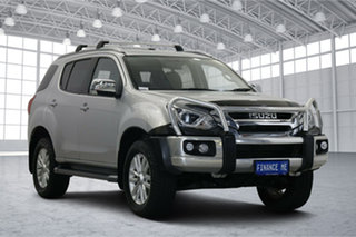 2018 Isuzu MU-X MY17 LS-T Rev-Tronic Silver 6 Speed Sports Automatic Wagon.