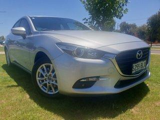 2016 Mazda 3 BM5478 Maxx SKYACTIV-Drive Sonic Silver 6 Speed Sports Automatic Hatchback.