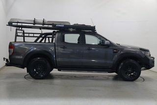 2017 Ford Ranger PX MkII XLS Double Cab Grey 6 Speed Manual Utility