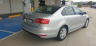 2014 Volkswagen Jetta 1B MY14 118TSI DSG Silver 7 Speed Sports Automatic Dual Clutch Sedan.