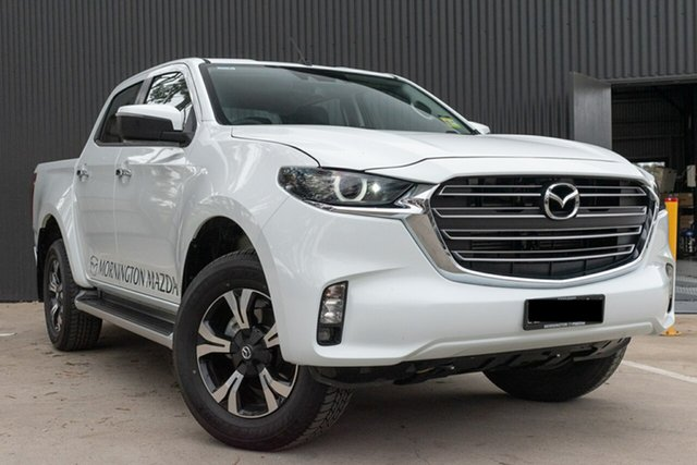Demo Mazda BT-50 TFS40J GT Mornington, 2020 Mazda BT-50 TFS40J GT Ice White 6 Speed Sports Automatic Utility