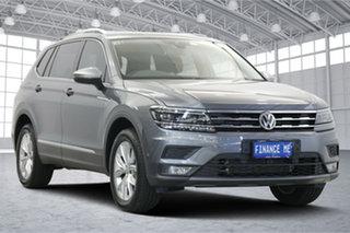 2020 Volkswagen Tiguan 5N MY20 132TSI Comfortline DSG 4MOTION Allspace Platinum Grey 7 Speed.