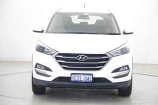 2016 Hyundai Tucson TL Active X 2WD White 6 Speed Sports Automatic Wagon.