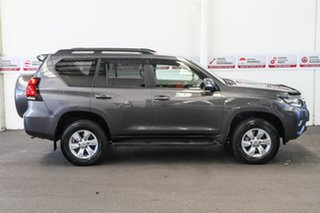 2020 Toyota Landcruiser Prado GDJ150R GXL Graphite 6 Speed Sports Automatic Wagon