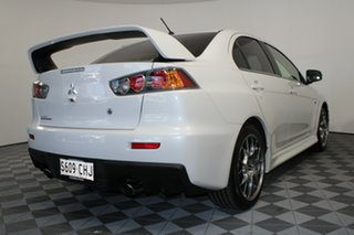 2014 Mitsubishi Lancer CJ MY15 Evolution TC-SST MR Starlight 6 Speed Sports Automatic Dual Clutch