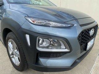 2020 Hyundai Kona OS.3 MY20 Active D-CT AWD Grey 7 Speed Sports Automatic Dual Clutch Wagon.