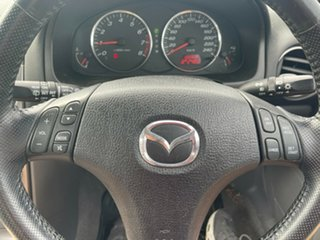 2003 Mazda 6 GG1031 Classic Pearl White 4 Speed Sports Automatic Hatchback