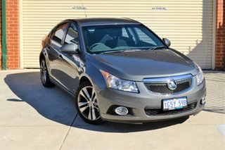 2011 Holden Cruze JH Series II MY11 CD Grey 6 Speed Manual Sedan.
