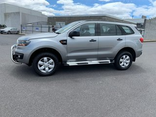 2015 Ford Everest UA Ambiente Silver 6 Speed Sports Automatic SUV