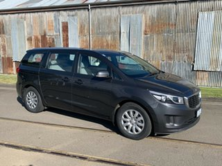 2016 Kia Carnival YP MY16 S Grey 6 Speed Sports Automatic Wagon.