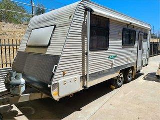 2013 Coromal Element Caravan.
