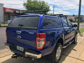 2014 Ford Ranger PX XLT Blue Sports Automatic
