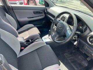 2006 Subaru Impreza S MY07 AWD Silver 4 Speed Automatic Hatchback