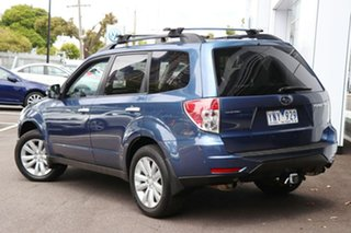 2011 Subaru Forester XS PREMIUM Blue Automatic Wagon.