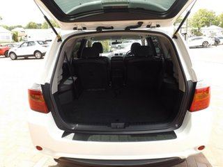 2008 Toyota Kluger KX-S Kluger White Automatic Wagon