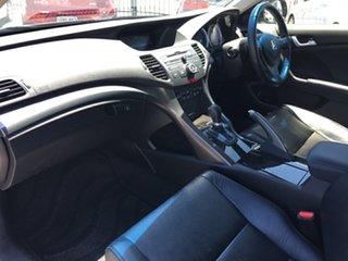 2013 Honda Accord Euro CU MY13 Luxury Black/Grey 5 Speed Automatic Sedan