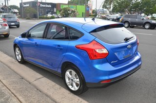 2015 Ford Focus LW MK2 MY14 Trend Blue 6 Speed Automatic Hatchback