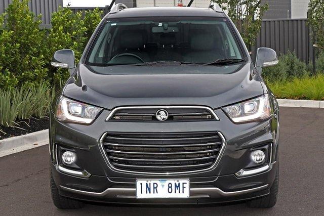 Used Holden Captiva CG MY18 LTZ AWD Essendon Fields, 2018 Holden Captiva CG MY18 LTZ AWD Grey 6 Speed Sports Automatic Wagon