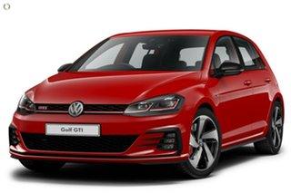 2020 Volkswagen Golf 7.5 MY20 GTI DSG Red 7 Speed Sports Automatic Dual Clutch Hatchback.