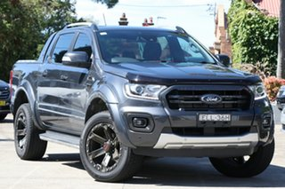 2019 Ford Ranger PX MkIII MY19 Wildtrak 2.0 (4x4) Graphite 10 Speed Automatic Double Cab Pick Up.
