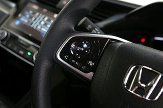 2020 Honda Civic 10th Gen MY20 VTi Platinum White 1 Speed Constant Variable Sedan