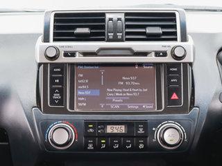 2015 Toyota Landcruiser Prado GDJ150R MY16 GX (4x4) White 6 Speed Automatic Wagon