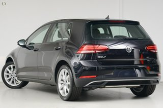 2020 Volkswagen Golf 7.5 MY20 110TSI DSG Comfortline Black 7 Speed Sports Automatic Dual Clutch