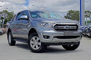 2020 Ford Ranger PX MkIII 2020.75MY XLT Aluminium 6 Speed Sports Automatic Double Cab Pick Up.