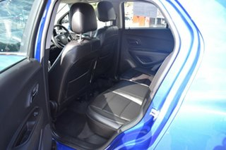 2013 Holden Trax TJ MY14 LTZ Blue 6 Speed Automatic Wagon