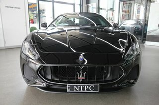 2019 Maserati Granturismo M145 MY20 Sport Black 6 Speed Automatic Coupe