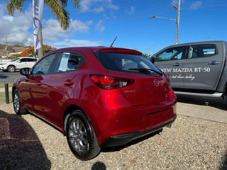 2020 Mazda 2 G15 Pure Red 6 Speed Automatic Hatchback
