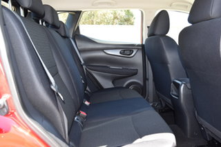 2016 Nissan Qashqai J11 ST Magnetic Red 6 Speed Manual Wagon