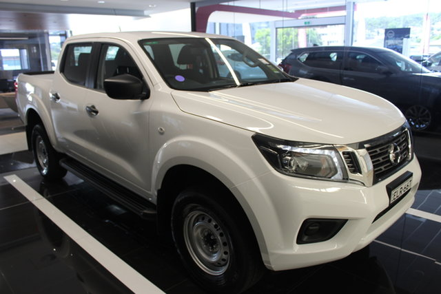 Demo Nissan Navara D23 S4 MY20 SL Cardiff, 2020 Nissan Navara D23 S4 MY20 SL Polar White 7 Speed Sports Automatic Utility