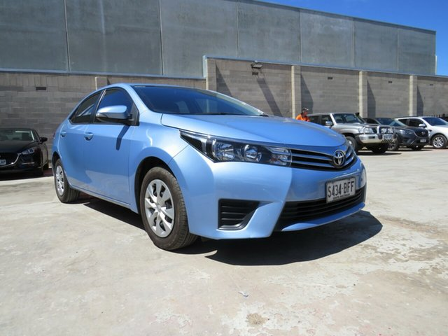Used Toyota Corolla ZRE172R Ascent S-CVT Edwardstown, 2014 Toyota Corolla Ascent S-CVT Sedan