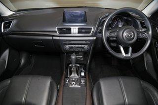 2018 Mazda 3 BN5238 SP25 SKYACTIV-Drive GT Red 6 Speed Sports Automatic Sedan