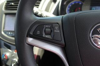 2014 Holden Trax TJ MY15 LTZ White 6 Speed Automatic Wagon