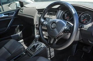 2013 Volkswagen Golf VII 90TSI DSG Silver 7 Speed Sports Automatic Dual Clutch Hatchback
