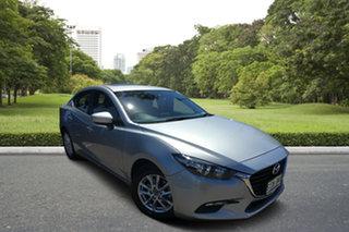 2018 Mazda 3 BN5478 Neo SKYACTIV-Drive Sport Billet Silver 6 Speed Sports Automatic Hatchback.
