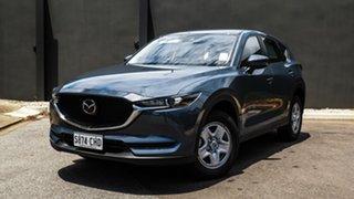 2020 Mazda CX-5 KF2W7A Maxx SKYACTIV-Drive FWD Polymetal Grey 6 Speed Sports Automatic Wagon.