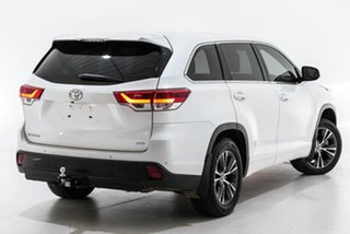 2019 Toyota Kluger GSU55R GX AWD White 8 Speed Sports Automatic Wagon.