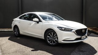 2020 Mazda 6 GL1033 Sport SKYACTIV-Drive Snowflake White 6 Speed Sports Automatic Sedan