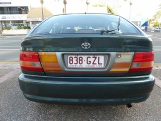 1998 Toyota Corolla AE101R CSi Seca Dark Green 4 Speed Automatic Liftback