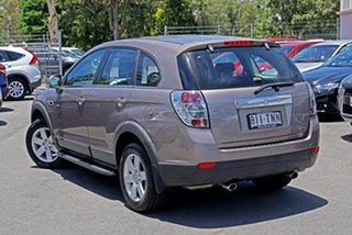 2013 Holden Captiva CG MY13 7 SX Beige 6 Speed Sports Automatic Wagon.