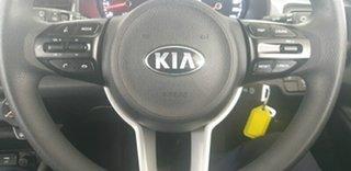 2018 Kia Rio YB MY19 S Clear White 4 Speed Sports Automatic Hatchback