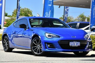 2020 Subaru BRZ Z1 MY20 Premium Blue 6 Speed Sports Automatic Coupe.