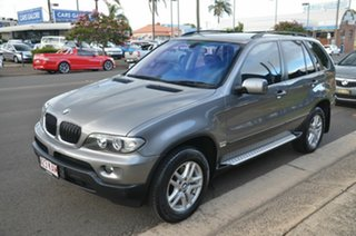 2006 BMW X5 E53 MY06 Upgrade 2 3.0D Gold 6 Speed Automatic Wagon