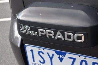 2010 Toyota Landcruiser Prado KDJ150R GXL Grey 5 Speed Sports Automatic Wagon