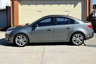 2011 Holden Cruze JH Series II MY11 CD Grey 6 Speed Manual Sedan