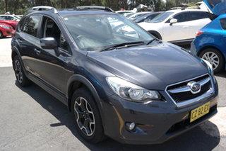 2012 Subaru XV G4X MY13 2.0i AWD Grey 6 Speed Manual Wagon.